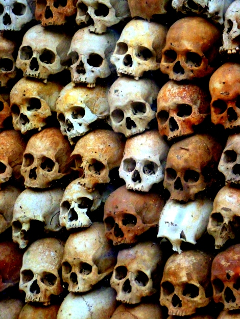 Killing Fields, Siem Reap