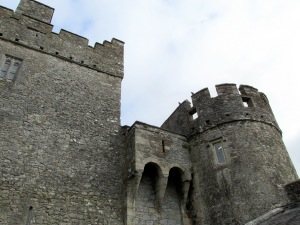 Cahir Castle, Cork to Kilkenny
