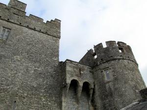 Cahir Castle, Cork to Kilkenny