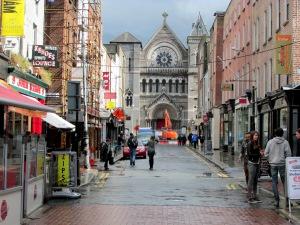 Off Grafton Street, Dublin