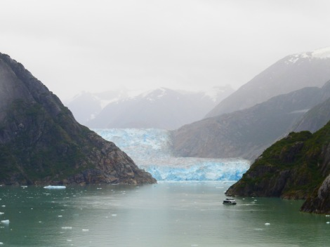 South Seward Glacier, Tracy Arm Fjord, Juneau, Alaska
