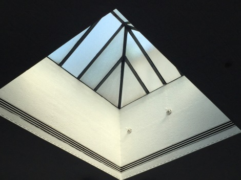 Gallery skylight